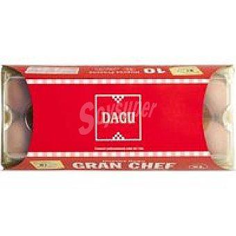 XL GRAN CHEF DAGU Huevo 12 unid