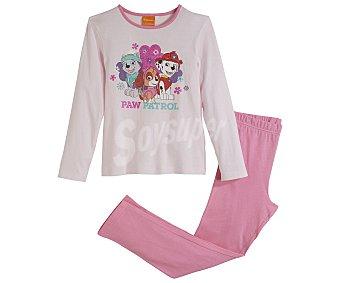 Patrulla Canina Pijama para niña talla 6