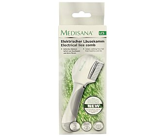 Medisana Liendrera, peine antipiojos eléctrico que elimina eficazmente los piojos medisana