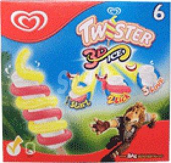 Frigo Helado Twister 6 UNI