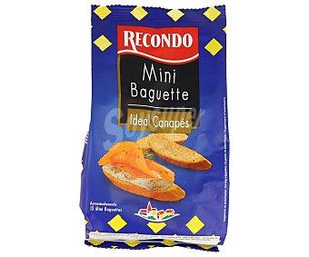 Recondo Mini baguette 80 gramos