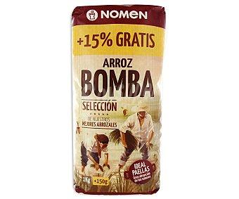 NOMEN Arrozn bomba (redondo) 1 kilogramo