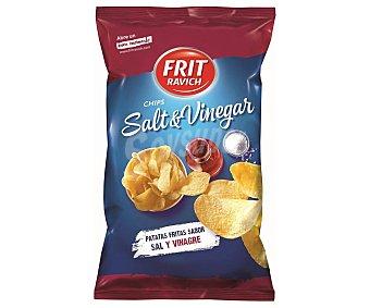 Frit Ravich Patatas fritas sabor sal y vinagre 125 gramos