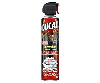 Cucal Insecticida contra cucarachas, hormigas y arañas Spray 400 ml