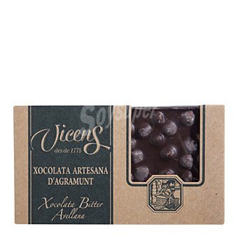 Vicens Chocolate con avellana estuche 200 g