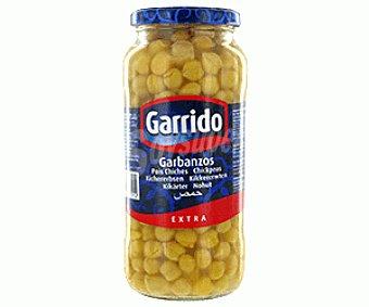Garrido Garbanzo cocido Tarro de 570 gramos