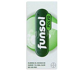 Funsol Desodorante pies, elimina el exceso de sudor y el mal olor de los pies 60 Gramos