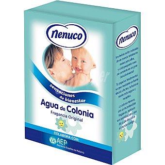 Nenuco Agua de colonia fragancia original cristal frasco 200 ml