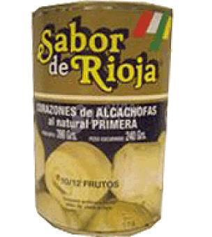Sabor de Rioja Alcachofas 10/12 frutos 240 g