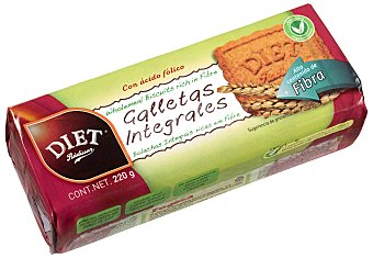 Diet Rádisson Galletas integrales 220 g