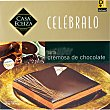 Tarta cremosa de chocolate Estuche 550 g Casa Eceiza