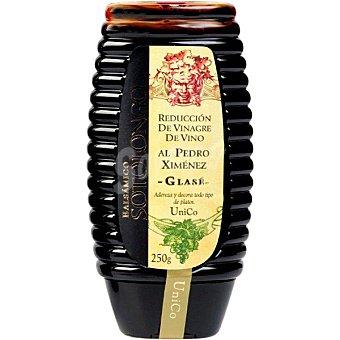 BALSÁMICO SOTOLONGO Reducción de vinagre de vino al Pedro Ximénez bote 250 g Bote 250 g