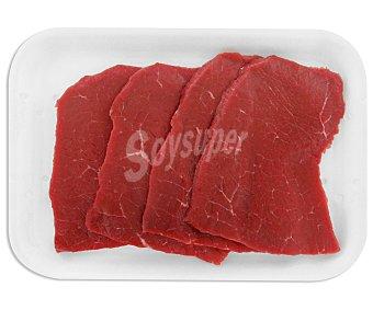 Filetes tapa de 1ª A de vaca Aproximados 300 Gramos