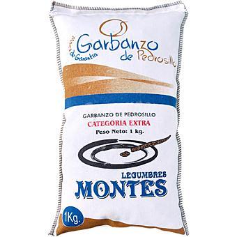 MONTES Garbanzo de pedrosillo Saco 1 kg