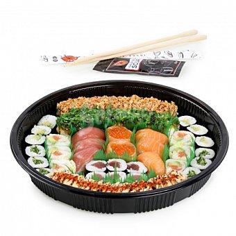 Fish Selección Fishsushi -sushi 56 pzas 56 Pzas
