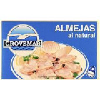 Govemar Almeja al natural Lata 63 g