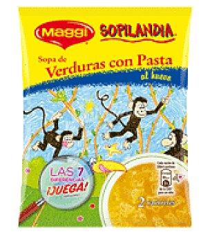Maggi Pasta verdura niños maggi 52 g