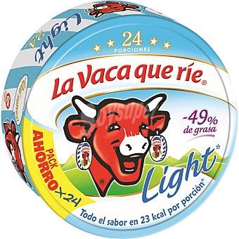 La Vaca que ríe Queso light Caja 375 g