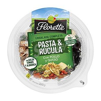 Florette Pasta + rúcula 320 gr