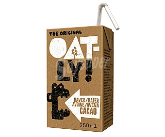 OATLY Bebida de avena y cacao 250 mililitros