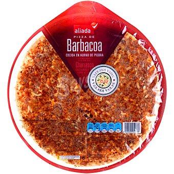 Aliada Pizza fresca barbacoa Envase 415 g