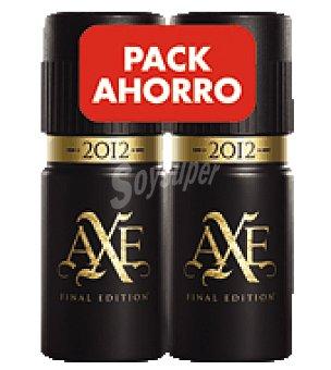 Axe Desodorante duplo 2012 150 ml