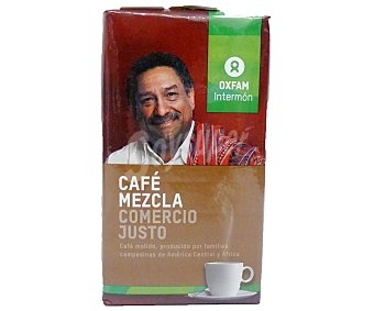 Intermón Oxfam Café molido mezcla Paquete 250 g