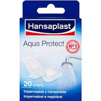 Hansaplast Apósito Aqua Protect 2 Tallas Caja 20 unid