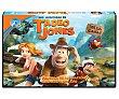 Película en Dvd Las aventuras de Tadeo Jones, edición horizontal. Género: infantil, animación, aventuras. Edad: TP  Paramount
