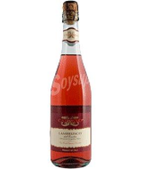 Carusso Vino Rosado Lambrusco Botella de 75 cl
