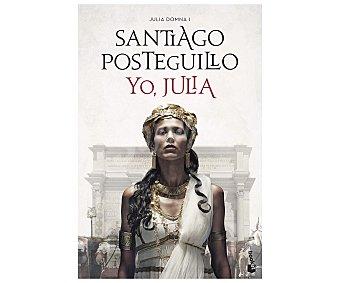 Planeta Yo, Julia, santiago posteguillo. Género histórica. Editorial Planeta.