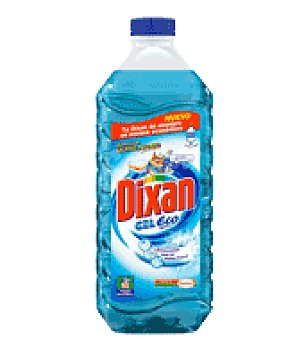 Dixan Detergente líquido Eco Gel 28 l