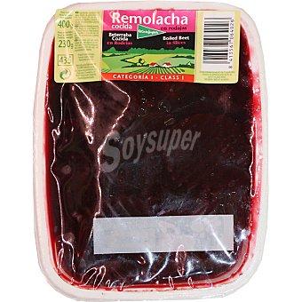 El Corte Inglés Remolacha en rodaja cocida Envase 400 g