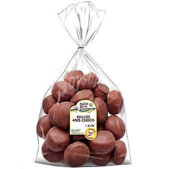EIDETESA bollos de anis con chocolate bolsa 400 g