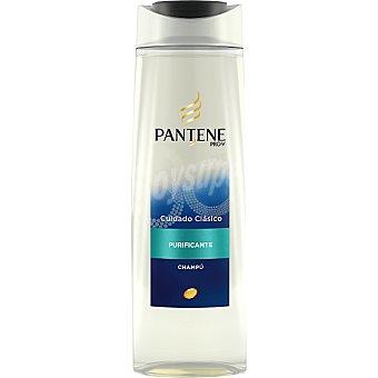Pantene Pro-v champú purificante cuidado clásico frasco 300 ml