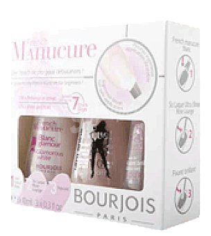 Bourjois Paris Kit manicura francesa 1 kit manicura
