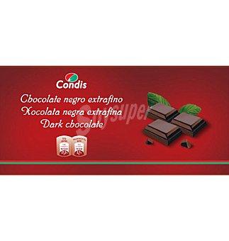 Condis Chocolate negro extrafino 150 G