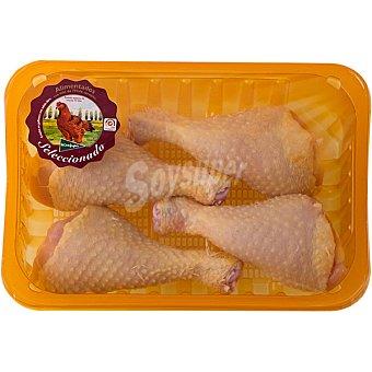 EL CORTE INGLES Jamoncitos de pollo de corral bandeja 600 g peso aproximado