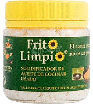 Frito Limpio Solidificador de aceite de cocinar usado 100 g