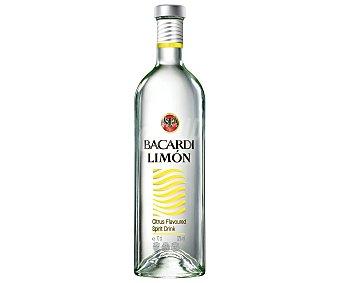 Bacardi Ron de limón Botella 70 cl