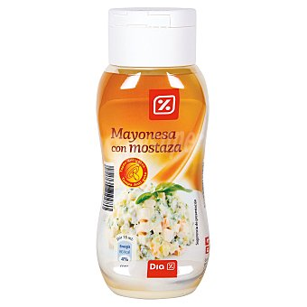DIA Mayonesa con mostaza 300 ml