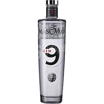 MASCARO 9 Ginebra botella 70 cl