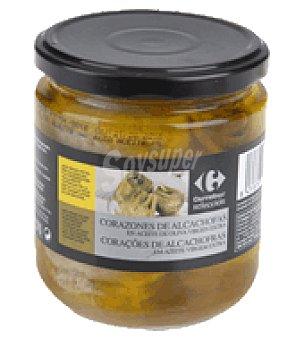 Carrefour Selección Alcachofa en aceite 370 g