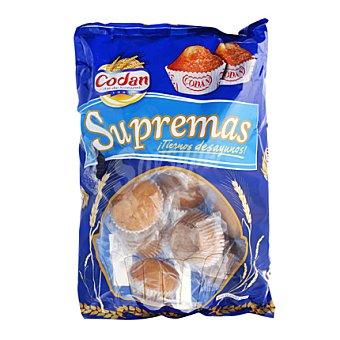 Codan Supremas madalenas bolson env.unitario 480 gr 480 g