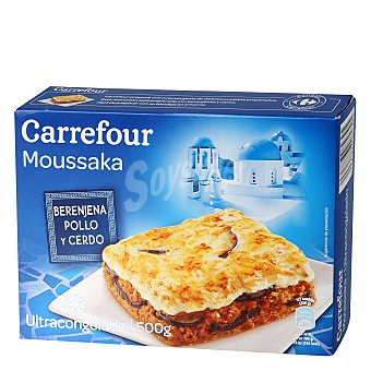 Carrefour Mussaka 500 g