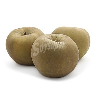 Carrefour Manzana canada gris 500 g aprox Bandeja de 500.0 g. aprox