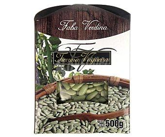 Tierrina vaqueira Faba verdina asturian 500 gr