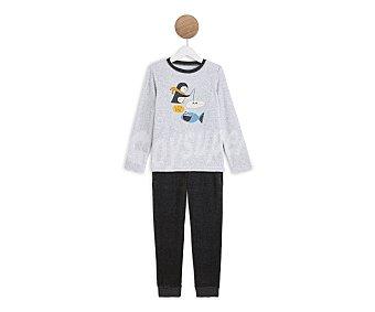 In Extenso Pijama para niño Oeko-tex, talla 10.