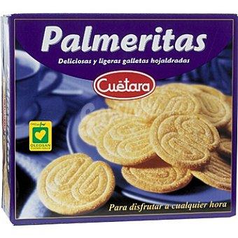 Cuétara Palmeritas galletas hojaldradas Caja 500 g