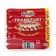 Salchichas cocidas Frankfurt 160 g ElPozo